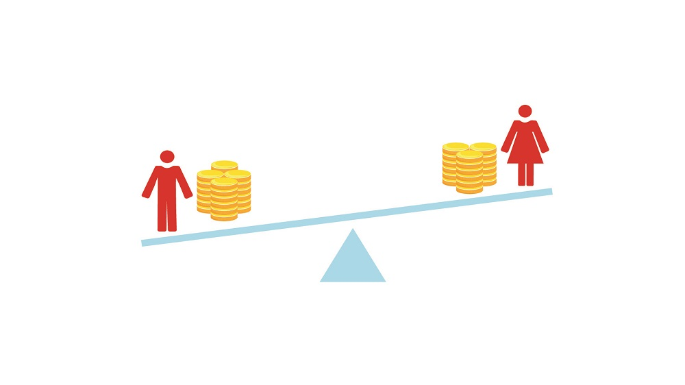 GENDER pay gap in italia